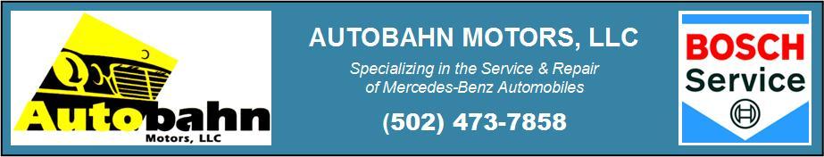 Mercedes repair louisville mercedes benz service center in for Mercedes benz financial services address